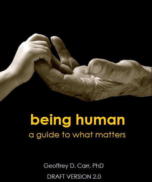 Being Human Book